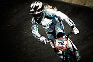 #32 (CRAIN Brooke) USA at the 2013 UCI BMX Supercross World Cup in Chula Vista