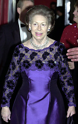 """File photo dated 22/10/2000 of Princess Margaret. A senior judge thinks he has set a brevity record when ruling on a legal bid by a woman who said she was the """"heir to the throne of England"""". Malika Benmusa said the late Princess Margaret had been her mother and asked Sir James Munby for permission to unseal the princess's will."""