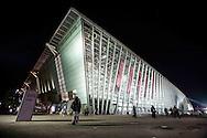 Torino,Oval,lingotto fiere durante la manifestazione Artissima