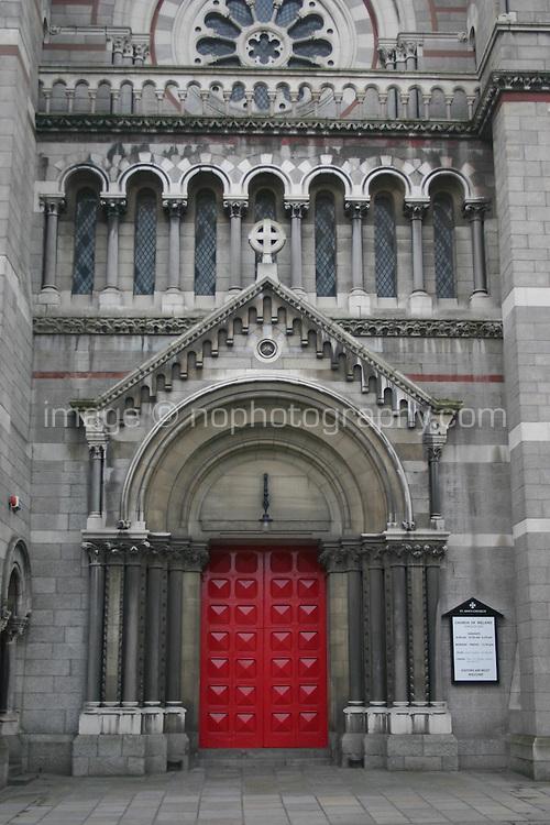 St Anns Church, Dawson Street, Dublin, Ireland