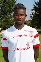 Ibrahim AMADOU - 18.10.2014 - Portrait Officiel Nancy - <br /> Photo : Riviere / Nancy / Icon Sport