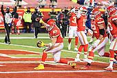 January 24, 2021 (MO): NFL Conference Championship Buffalo Bills v Kansas City Chiefs Game