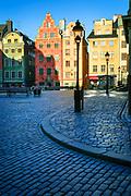 Stortorget in Stockholm Old Town