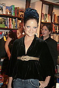 Lady Eloise Anson, Book launch of Pretty Things by Liz Goldwyn at Daunt <br />Books, Marylebone High Street. London 30 November 2006.   ONE TIME USE ONLY - DO NOT ARCHIVE  © Copyright Photograph by Dafydd Jones 248 CLAPHAM PARK RD. LONDON SW90PZ.  Tel 020 7733 0108 www.dafjones.com