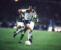 Fotball<br /> England<br /> Foto: Fotosports/Digitalsport<br /> NORWAY ONLY<br /> <br /> DAVE WATSON<br /> ENGLAND 1980/1981<br /> NORTHERN IRELAND V ENGLAND