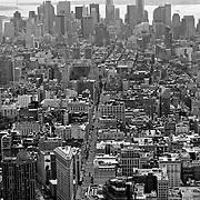 Cityscape b/w
