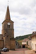 the church pernand-vergelesses cote de beaune burgundy france