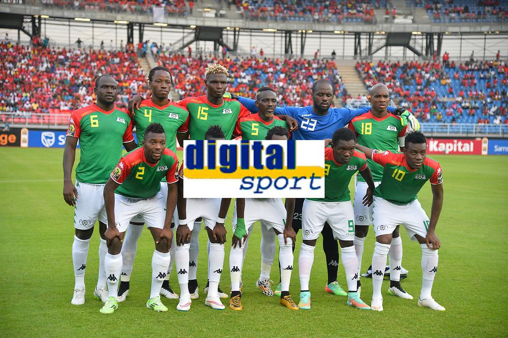 Equipe  Burkina Faso