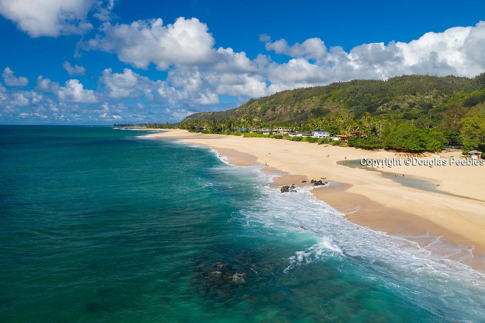 Beach, North Shore, Oahu, Hawaii