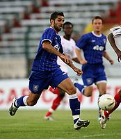 Photo: Maarten Straetemans.<br /> Royal Antwerp v Ipswich Town. Pre Season Friendly. 31/07/2007.<br /> Pablo Counago of Ipswich