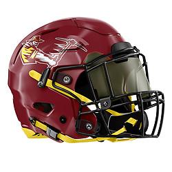 Piner High School Football Helmet