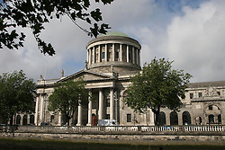 Solicitors Disiplinary Tribunal Photographs or the Friary Building Bow Street Dublin 7 for Annual Report on 28th August 2008. Pictured here was The Four Courts<br /><br />Commissioned by Law Society of Ireland *** Local Caption *** It is important to note that under the COPYRIGHT AND RELATED RIGHTS ACT 2000 the copyright of these photographs are the property of the photographer and they cannot be copied, scanned, reproduced or electronically stored in any form whatsoever without the written permission of the photographer