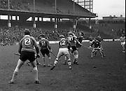 17.03.1971.Interprovincial Hurling Railway Cup. Munster v Leinster - Final.   Railway Cup Hurling Final. Munster v Leinster. Croke Park, Dublin. 17th March 1971. 17.03.1971.