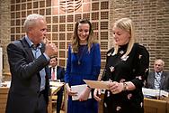 Aalborg Haandværkerforening de Lokale laug og mesterforeninger Techcollege Aalborg og Aalborg Kommunes legatuddeling. Foto: © Michael Bo Rasmussen / Baghuset. Dato: 08.05.18