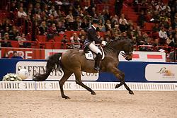 Hoffman Nina (SWE) - Leo Af Magnushoj<br /> Stockholm International Horse Show 2009<br /> Photo© Hippo Foto - Rinaldo de Craen
