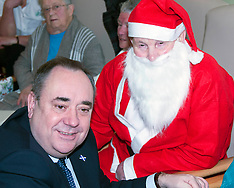 Alex Salmond Christmas Gifts | Edinburgh | 11 December 2012