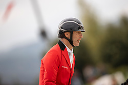 Vervaecke Kris, BEL, Guantanamo van Alsingen<br /> FEI EventingEuropean Championship <br /> Avenches 2021<br /> © Hippo Foto - Dirk Caremans<br />  26/09/2021