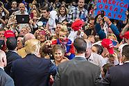 Donald Trump Rally In Louisiana