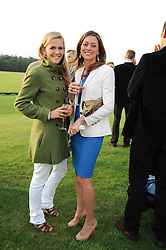 at the 4th Jaeger-LeCoultre Polo Cup in aid of the James Wentworth-Stanly Memorial Fund held at Coworth Park, Ascot, Berkshire on 10th September 2010.