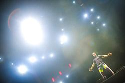 Alok durante a 25ª edição do Planeta Atlântida. O maior festival de música do Sul do Brasil ocorre nos dias 31 Janeiro e 01 de fevereiro, na SABA, praia de Atlântida, no Litoral Norte do Rio Grande do Sul. FOTO: <br /> Anselmo Cunha/ Agência Preview