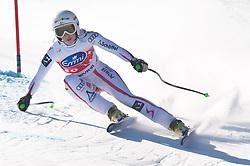 05.03.2011, Pista di Prampero, Tarvis, ITA, FIS Weltcup Ski Alpin, Abfahrt der Damen, im Bild Regina Mader (AUT) // Regina Mader (AUT) during Ladie's Downhill FIS World Cup Alpin Ski in Tarvisio Italy on 5/3/2011. EXPA Pictures © 2011, PhotoCredit: EXPA/ J. Groder