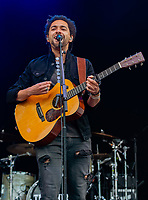 The Shires at the Cornbury Music Festival photo by Mark Anton Smith