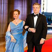 NLD/Amsterdam/20130429- Afscheidsdiner Konining Beatrix Rijksmuseum, ????..