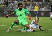 Superclasico Championship KSA<br /> Argentina vs Brazil<br /> King Abdullah Sports City<br /> Jeddah <br /> Saudi Arabia