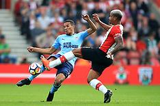 Southampton v Newcastle United - 15 Oct 2017