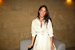 Paola Di Benedetto at Camposano (Na) Dubay Village White Party