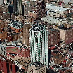 Aerial view ofJefferson University Hospital, Philadelphia, PA