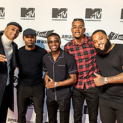 NLD/Amsterdam/20191028 - MTV Pre Party in Amsterdam, Broederliefde