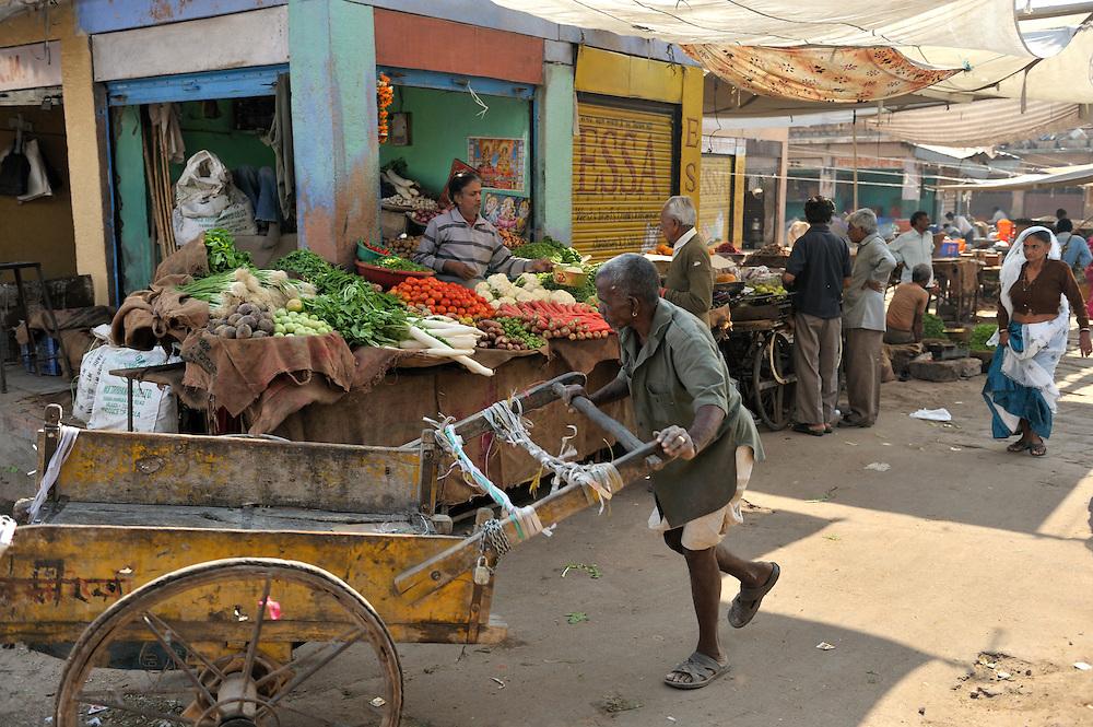 Jodphur's Sardar market life
