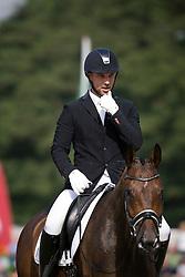 Van Puyenbroek Rob (NED) - Begijnhoeve S Seymour<br /> FEI World Dressage Championships for Young Horses<br /> Internationales Dressur- und Springfestival - Verden 2014<br /> © Dirk Caremans