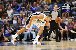 December 6, 2017 - Orlando, FL, USA - Orlando Magic forward Aaron Gordon (00) goes after the ball -- <br />