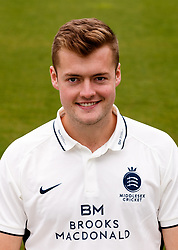 Middlesex's Tom Helm during the media day at Lord's Cricket Ground, London. PRESS ASSOCIATION Photo. Picture date: Wednesday April 11, 2018. See PA story CRICKET Middlesex. Photo credit should read: John Walton/PA Wire. RESTRICTIONS: Editorial use only. No commercial use without prior written consent of the ECB. Still image use only. No moving images to emulate broadcast. No removing or obscuring of sponsor logos.