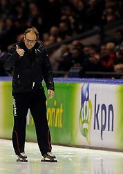 28-12-2010 SCHAATSEN: KPN NK ALLROUND EN SPRINT: HEERENVEEN<br /> Jac Orie<br /> ©2010-WWW.FOTOHOOGENDOORN.NL