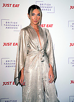 Megan McKenna at The Fifth Annual British Takeaway Awards at The Savoy Hotel, London, UK <br /> 27/01/20