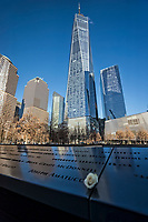 9/11 Memorial, World Trade Center