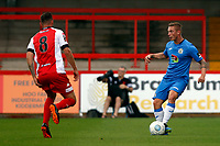 Josh Askew. Kidderminster Harriers FC 2-1 Stockport County FC. National League North. 27.8.18.