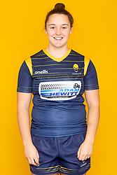 Erin Cameron of Worcester Warriors Women - Mandatory by-line: Robbie Stephenson/JMP - 27/10/2020 - RUGBY - Sixways Stadium - Worcester, England - Worcester Warriors Women Headshots