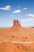 Left Mitten, Monument Valley, Navajo Nation, Arizona<br />