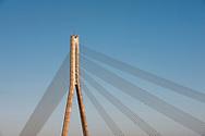 Vansu Bridge, Riga, Latvia © Rudolf Abraham