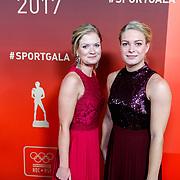 NLD/Amsterdam/20171219 - Inloop NOC/NSF Sportgala 2017, ...........