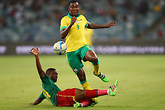 AFCON 2017 Qualifier_SA v Cameroon