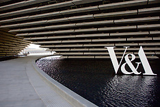 V&A launch, Dundee, 12 September 2018