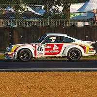 #46, Porsche 911 Carrera RSR 3.0l (1975), driver: Rainer Becker, Grid 6, on 06/07/2018 at the 24H of Le Mans, 2018