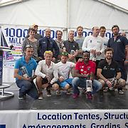 PRESENTATION DES SKIPPERS 1000 MILLES