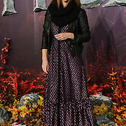 Alex Jones attend European Premiere of Frozen 2 on 17 November 2019, BFI Southbank, London, UK.