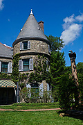 Grey Towers, home of Gifford Pinchot, Milford, PA,